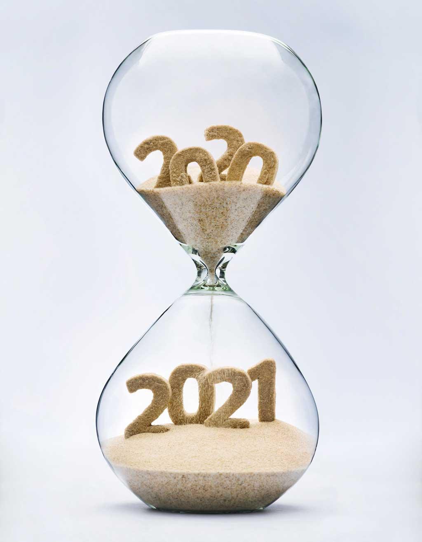 2020 bis 2021